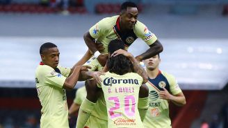 Las Águilas festejan el triunfo ante Xolos y el liderato general del Apertura 2018