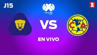 EN VIVO: Liga MX Femenil Pumas vs América