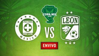 EN VIVO: Cruz Azul vs León