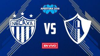 EN VIVO: Necaxa vs Atlas J14 Apertura 2018
