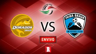 EN VIVO Y EN DIRECTO: Dorados vs Tampico Madero