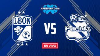 EN VIVO y EN DIRECTO: León vs Puebla