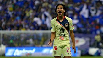 Diego Lainez lamenta jugada en el Clásico Joven del A2018