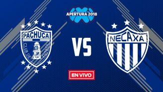 EN VIVO Y EN DIRECTO: Pachuca vs Necaxa