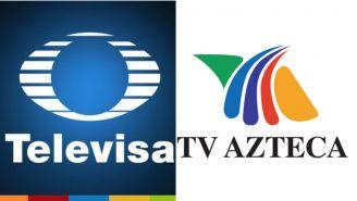 Las televisoras mexicanas Televisa y TV Azteca