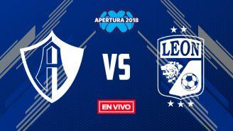 EN VIVO: Atlas vs León