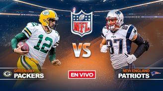 EN VIVO Y EN DIRECTO: Green Bay Packers vs New England Patriots