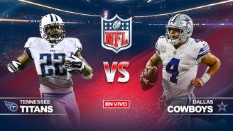 EN VIVO Y EN DIRECTO: Titans vs Dallas