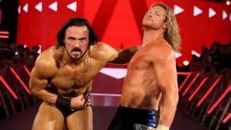 Drew McIntyre y Dolph Ziggler en RAW