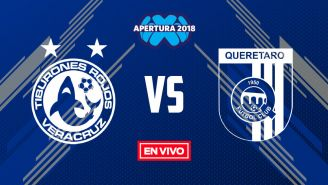 EN VIVO Y EN DIRECTO: Veracruz vs Querétaro