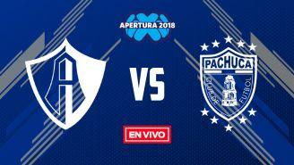 EN VIVO Y EN DIRECTO: Atlas vs Pachuca