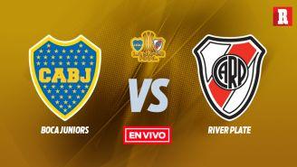 EN VIVO Y EN DIRECTO: Boca Juniors vs River Plate