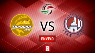 EN VIVO Y EN DIRECTO: Dorados vs Atlético San Luis