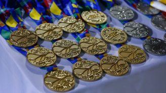 Medallas de JCC de Barranquilla 2018