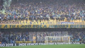 Los aficionados se quedaron con ganas de ver el Boca Juniors vs River Plate