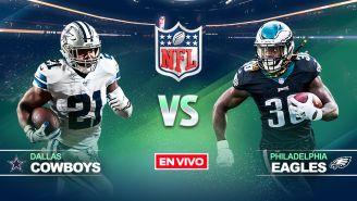 EN VIVO y EN DIRECTO: Cowboys vs Eagles