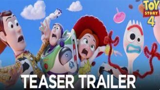 Captura del adelanto de Toy Story 4