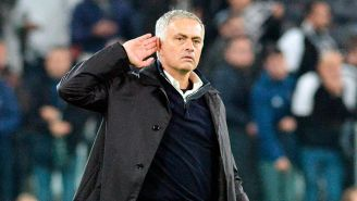 Mourinho, celebra triunfo de Manchester vs Juventus
