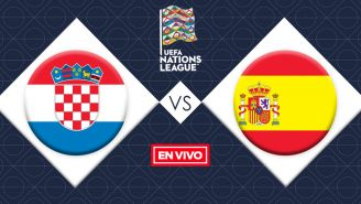 EN VIVO y EN DIRECTO: Croacia vs España
