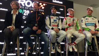 Presentación de Race of Champions 2019