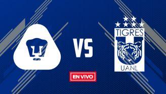 EN VIVO Y EN DIRECTO: Pumas vs Tigres