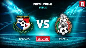 EN VIVO Y EN DIRECTO: Panamá vs México