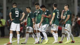 Selección Mexicana se lamenta tras derrota contra Argentina