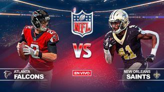 EN VIVO Y EN DIRECTO: Atlanta Falcons vs New Orleans Saints