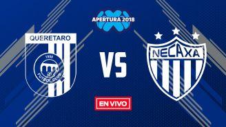 EN VIVO Y EN DIRECTO: Querétaro vs Necaxa