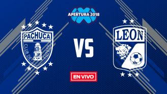 EN VIVO Y EN DIRECTO: Pachuca vs León
