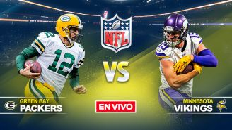 EN VIVO Y EN DIRECTO: Green Bay vs Vikings