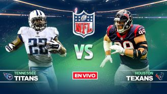 EN VIVO Y EN DIRECTO: Titans vs Texans