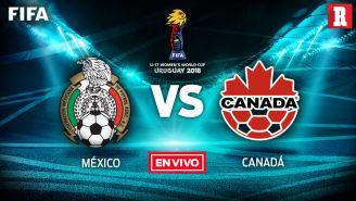 EN VIVO Y EN DIRECTO: México vs Canadá