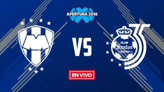 EN VIVO y EN DIRECTO: Monterrey vs Santos
