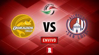 EN VIVO y EN DIRECTO: Dorados vs San Luis Final Ida Ascenso MX