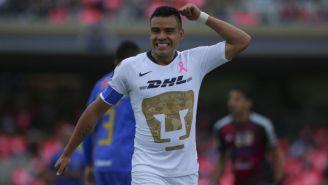 Barrera se lamenta en un juego frente a Tigres