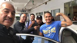 Cuervo de Puerto Rico sale del hospital