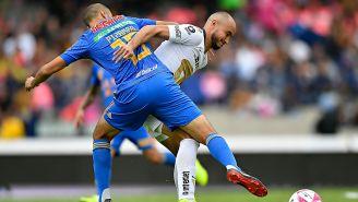 Tigres es el obstáculo que le resta superar a Pumas en el Apertura 2018