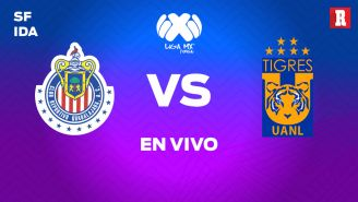 EN VIVO y EN DIRECTO: Chivas vs Tigres