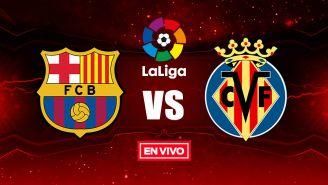 EN VIVO Y EN DIRECTO: Bacrelona vs Villarreal