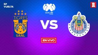 EN VIVO Y EN DIRECTO: Tigres vs Chivas