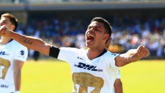 Pablo Barrera festeja pase a Semifinales
