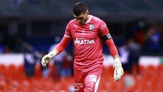 Tiago Volpi lamenta derrota de Gallos ante Monterrey