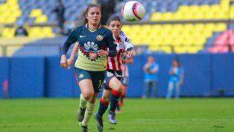 América y Chivas se enfrentan en el Estadio Azteca