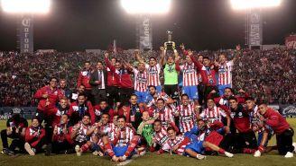 San Luis festeja Campeonato en Ascenso MX