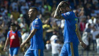 Gignac y Carioca se lamentan tras la eliminación de Tigres