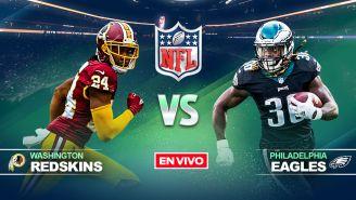 EN VIVO Y EN DIRECTO: Redskins vs Eagles