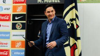 Moisés Muñoz, en anuncio su retiro del futbol