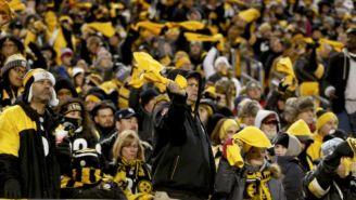 Aficionados de los Steelers