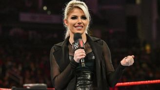 Alexa Bliss en Monday Night RAW
